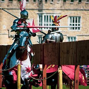 Medieval Festival - Leeds Castle