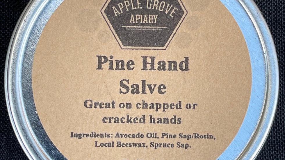 Pine Hand Salve