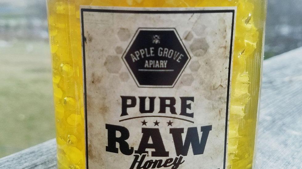 Honey 20 oz - with honeycomb