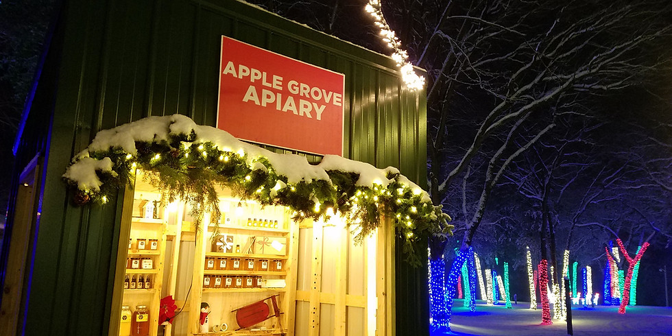 Sam's Christmas Village 2021