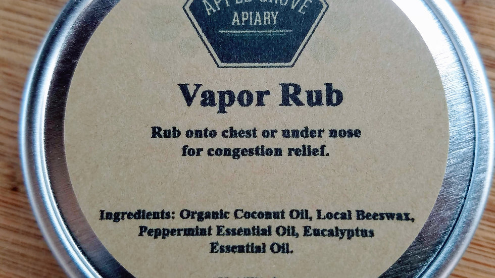 Vapor Rub