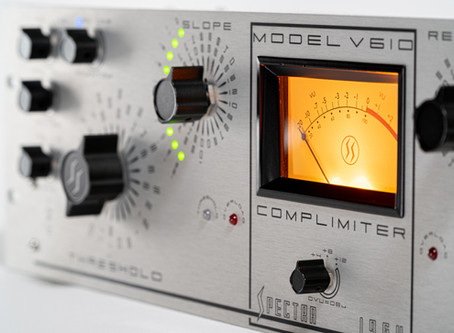 V610: The Ultimate Compressor Limiter