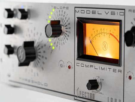 V610: The Ultimate Compressor Limiter