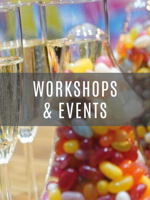 WORKSHOPS | EVENTS
