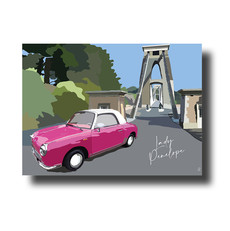 Lady Penelope in Clifton
