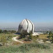 Hoy visitamos el Templo Bahai con IV Med