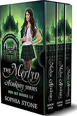 Merlyn Academy Boxset 1-3