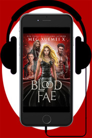 Blood Fae: a shifter demon paranormal romance