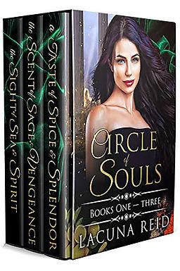Circle of Souls Box Set, books 1-3