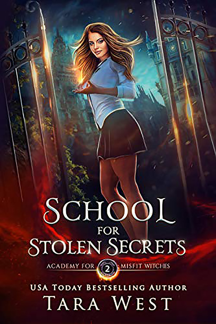 School for Stolen Secrets
