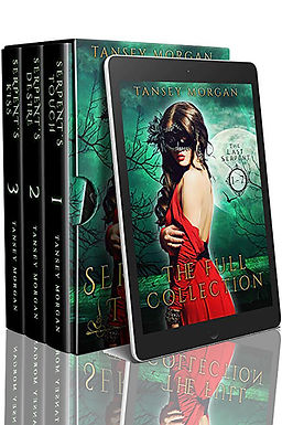 The Last Serpent Books 1-7