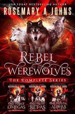 Rebel Werewolves Complete Series