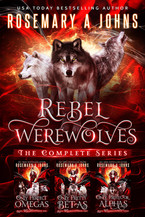 Rebel Werewolves Complete Series
