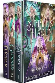 Summer's Harem Complete Collection