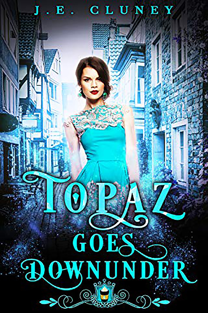 Topaz Goes Downunder
