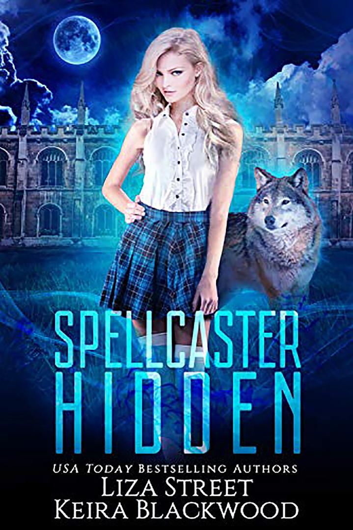 Spellcaster Hidden