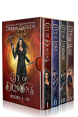 Chronicles of Arcana (The complete collection books 1-4)