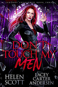 Don't Touch My Men