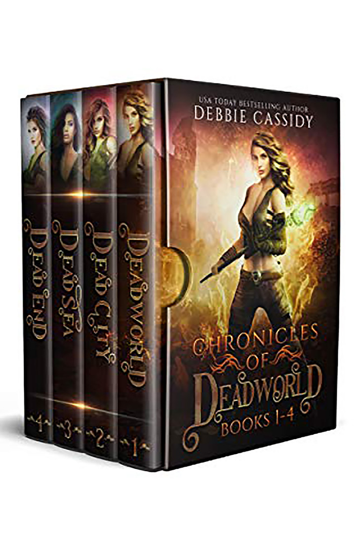 Chronicles of Deadworld Books 1-4