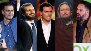 Spansk højreparti er mere end fordoblet ved valg