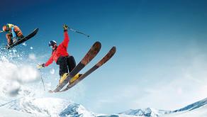 Lad os tage på skitur!