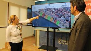 Fuengirola vil bruge ny teknologi for at kontrollere kapaciteten på strande og andre offentlige rum