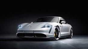 Porsche præsenterer sin første el-bil i Marbella