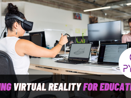 Using Virtual Reality for Education