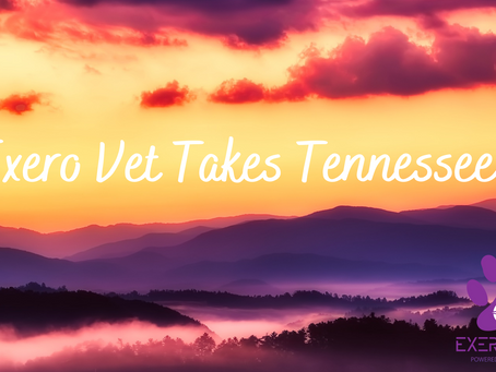 Exero Vet Takes Tennessee
