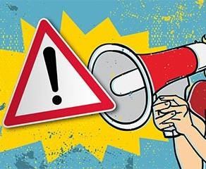 La protection & la liberté d'expression du lanceur de (fausse?) alerte