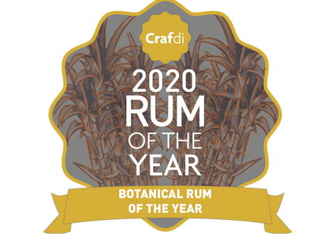 Rum of the Year 2020!