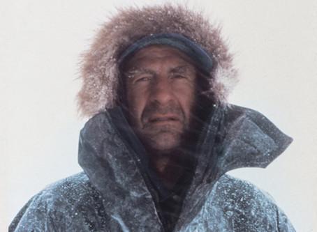 Sir Ranulph Fiennes' Perfect Christmas