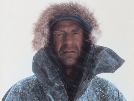 Sir Ranulph Fiennes' Perfect Christmas