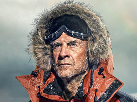 QuickFire Q&A with Sir Ranulph Fiennes