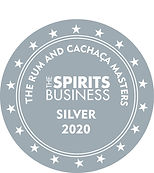 THE RUM and Cachaca MASTERS Silver 2020.