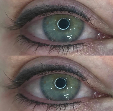 Shaded liner