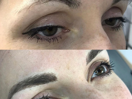 Which style of permanent brow would suit me?
