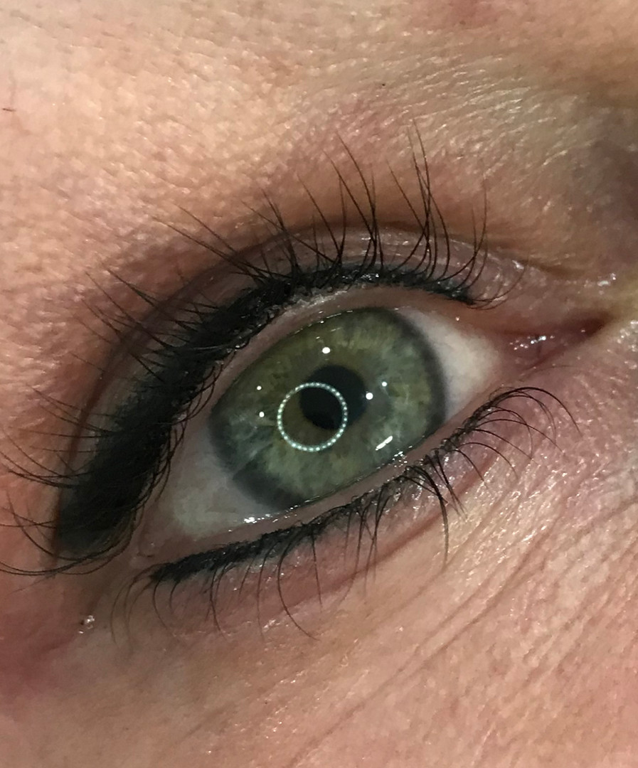 Smoked fusion eyeliner