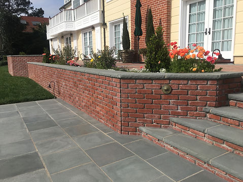 Brick-Planter-Contractor-Point-Loma-Maso