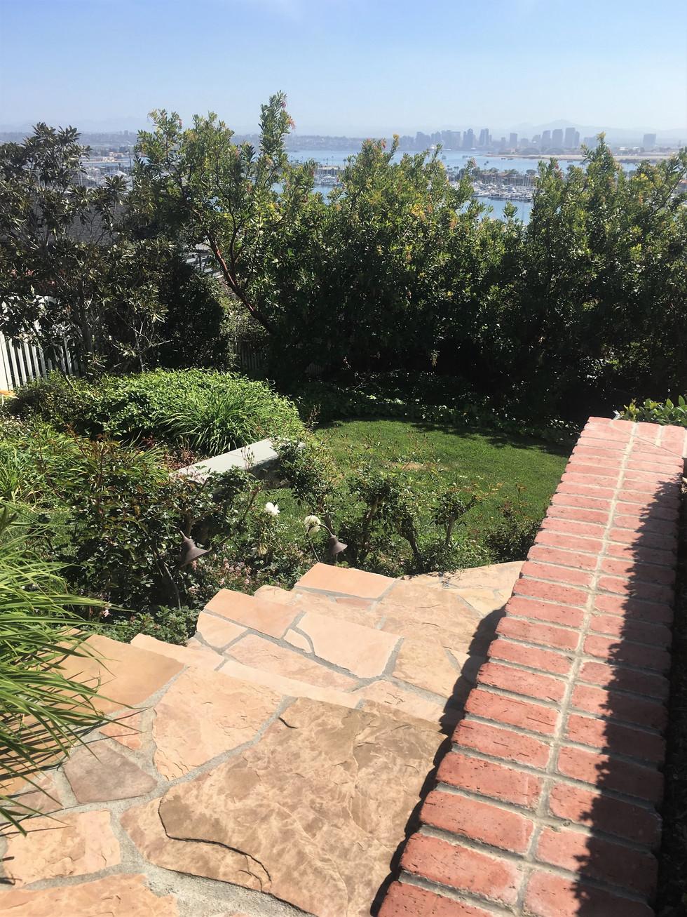 San-Diego-Masonry-Contractor-Flagstone-Steps-Point-Loma