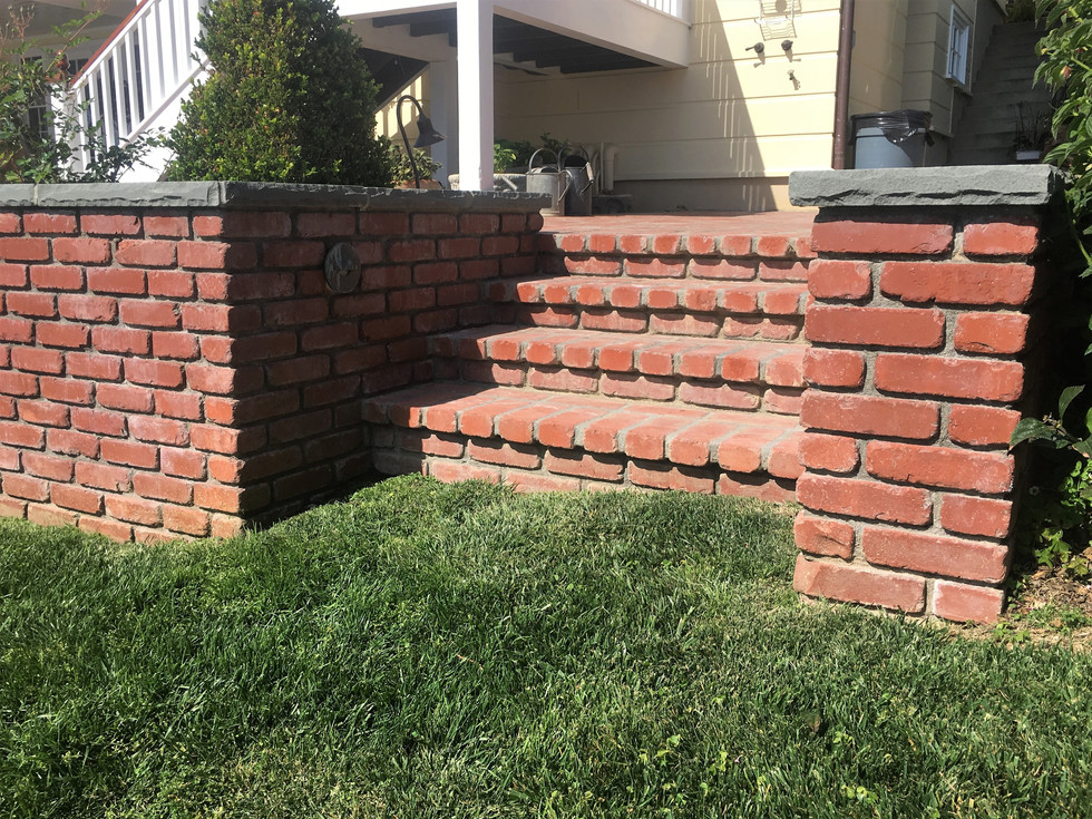 San-Diego-Masonry-Contractor-Builds-Brick-Steps-Point-Loma