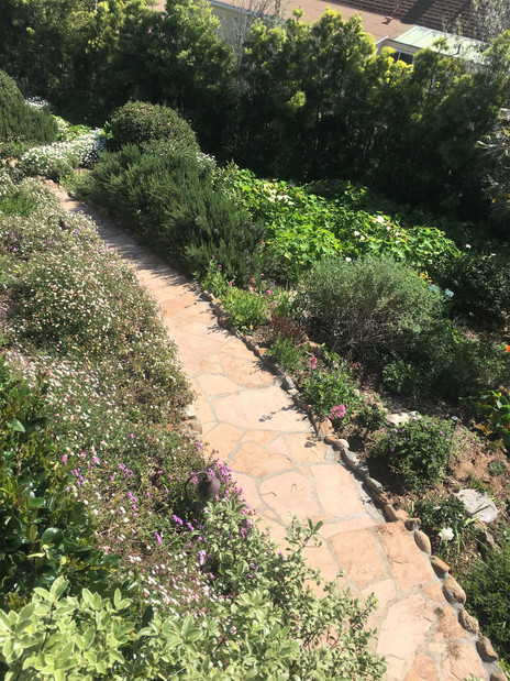 Arizona-Tan-Flagstone-Walkway-Masonry-Contractor-San-Diego