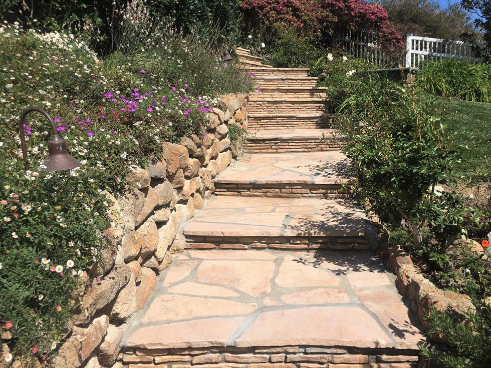 San-Diego-Masonry-Contractor-Best-Flagstone-Steps