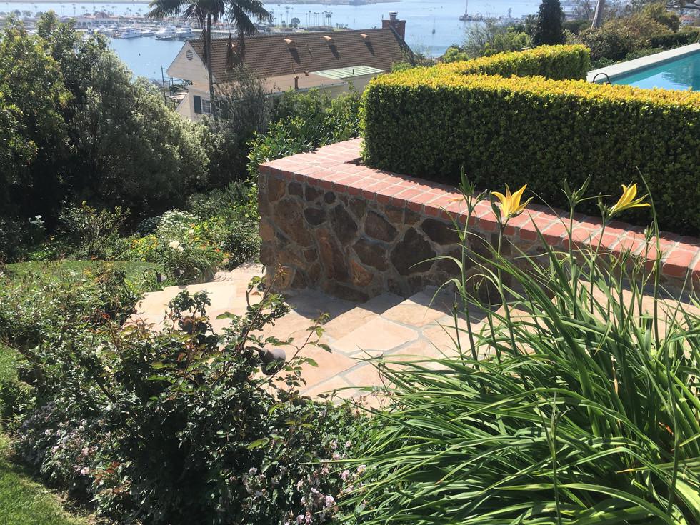 San-Diego-Masonry-Contractor-Builds-Beautiful-Flagstone-Steps