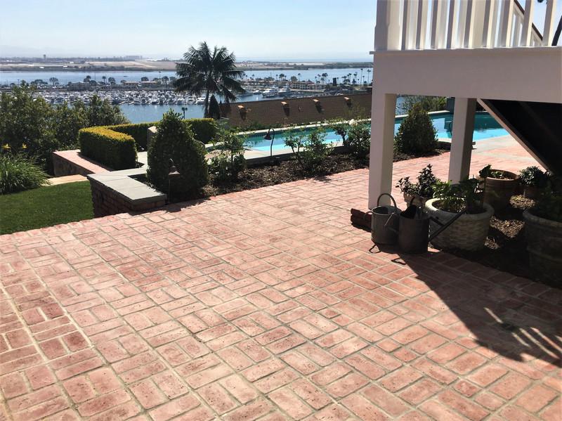 San-Diego-Masonry-Contractor Brick-Patio