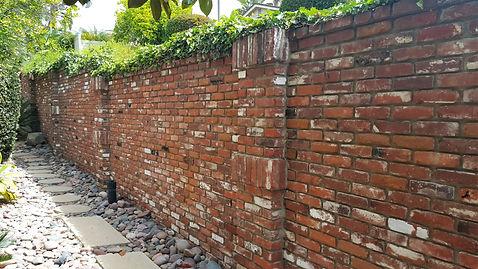 San Diego brick wall Contractor