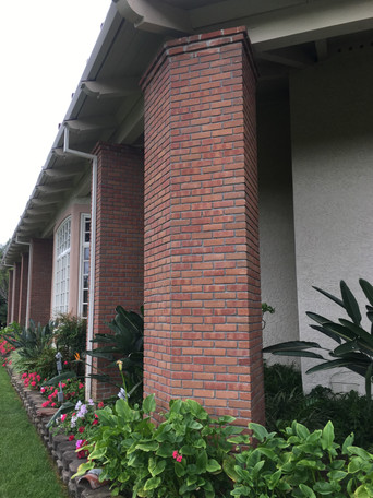 Brick-Column-Restoration-Contractor-Fairbanks-Ranch-Tidwell-Masonry