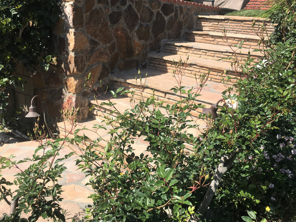 San-Diego-Masonry-Contractor-Point-Loma-Flagstone-Steps