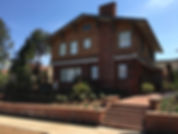 Tuckpointing-the-brick-ofHistoric-home-a