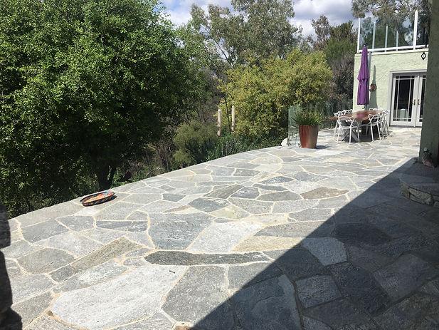 Quartzite-patio-with-Stone-veneer-in-Alp
